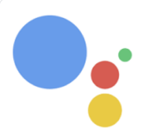 Image of circles in Google colors