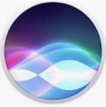Image of Iphone Siri Logo